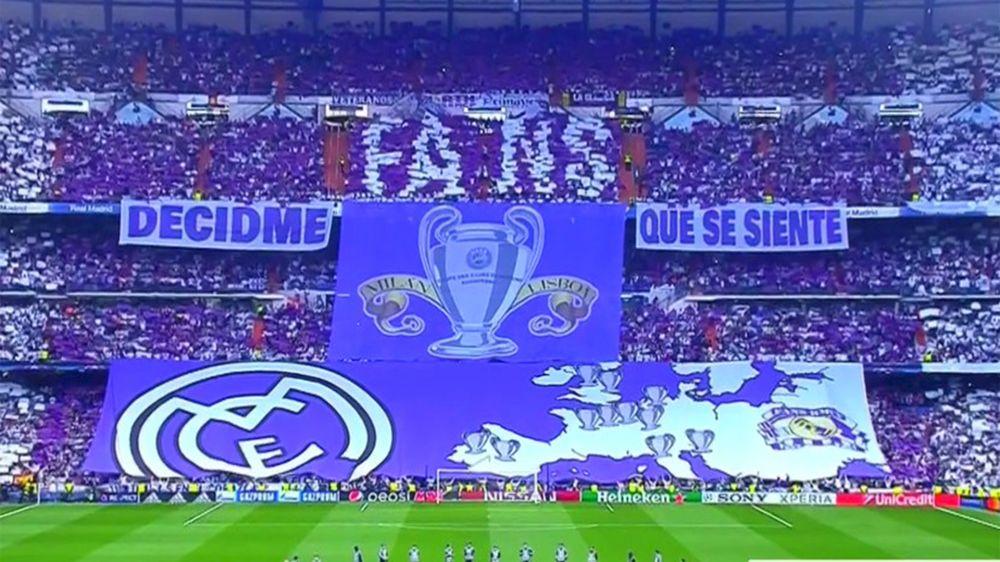 "El ""decime qué se siente"" llegó a la Champions League"