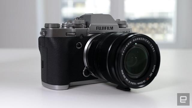 Fujifilm's summer sale offers $500 off the all-around excellent X-T3