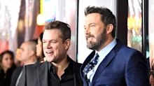Ben Affleck Called Out Matt Damon's Finsta