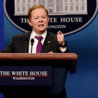Sean Spicer Thought Those Saturday Night Live Sketches Were Stupid