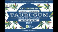 Tauriga Sciences Inc. Showcases its Graphic Design and Artwork for the Individual Pack of its CBD Infused Gum