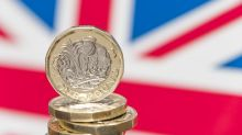 Sterling pounded ahead of new UK prime minister announcement