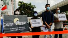 Families call for access to Hong Kong relatives detained in China