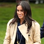 Here's the Adorable Story Behind Meghan Markle's Handmade Pasta Necklace