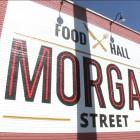 Blood drive happening at Morgan Street Food Hall