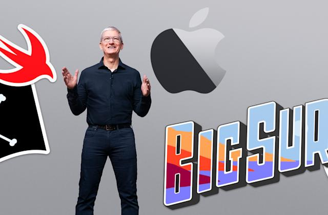 Here's everything Apple announced at its WWDC 2020 keynote