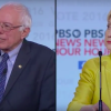 'That is a low blow': Democratic debate derails after Hillary torches Bernie over past Obama criticism