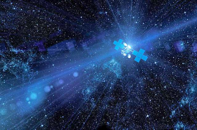 Terabit satellites to supercharge remote internet access