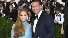Jennifer Lopez and Alex Rodriguez Keep the Couples Workouts Going -- See the Goofy Vid!