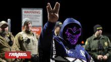 El Area 51 Raid era de verdad: Fans de Naruto están buscando aliens