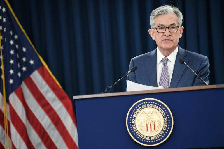 US Federal Reserve Chairman Jerome Powell said minorities have been hit hardest by the economics effects of the coronavirus pandemic