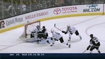 Marian Gaborik roofs the backhand on rush