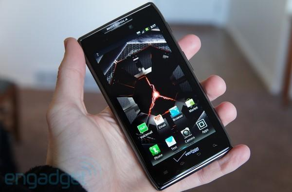 How would you change the Droid RAZR Maxx?