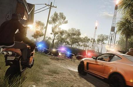 EA snitches on Battlefield Hardline, reveals maps and modes