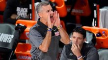 Chicago Bulls hire former Florida coach Billy Donovan as newest coach