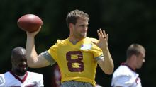 Kirk Cousins not offended by Washington's statement or lack of a long-term deal