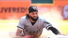 White Sox place OF Billy Hamilton (oblique) on injured list