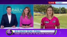 Cricketing all-rounder Ellyse Perry ready for WBBL semi-final