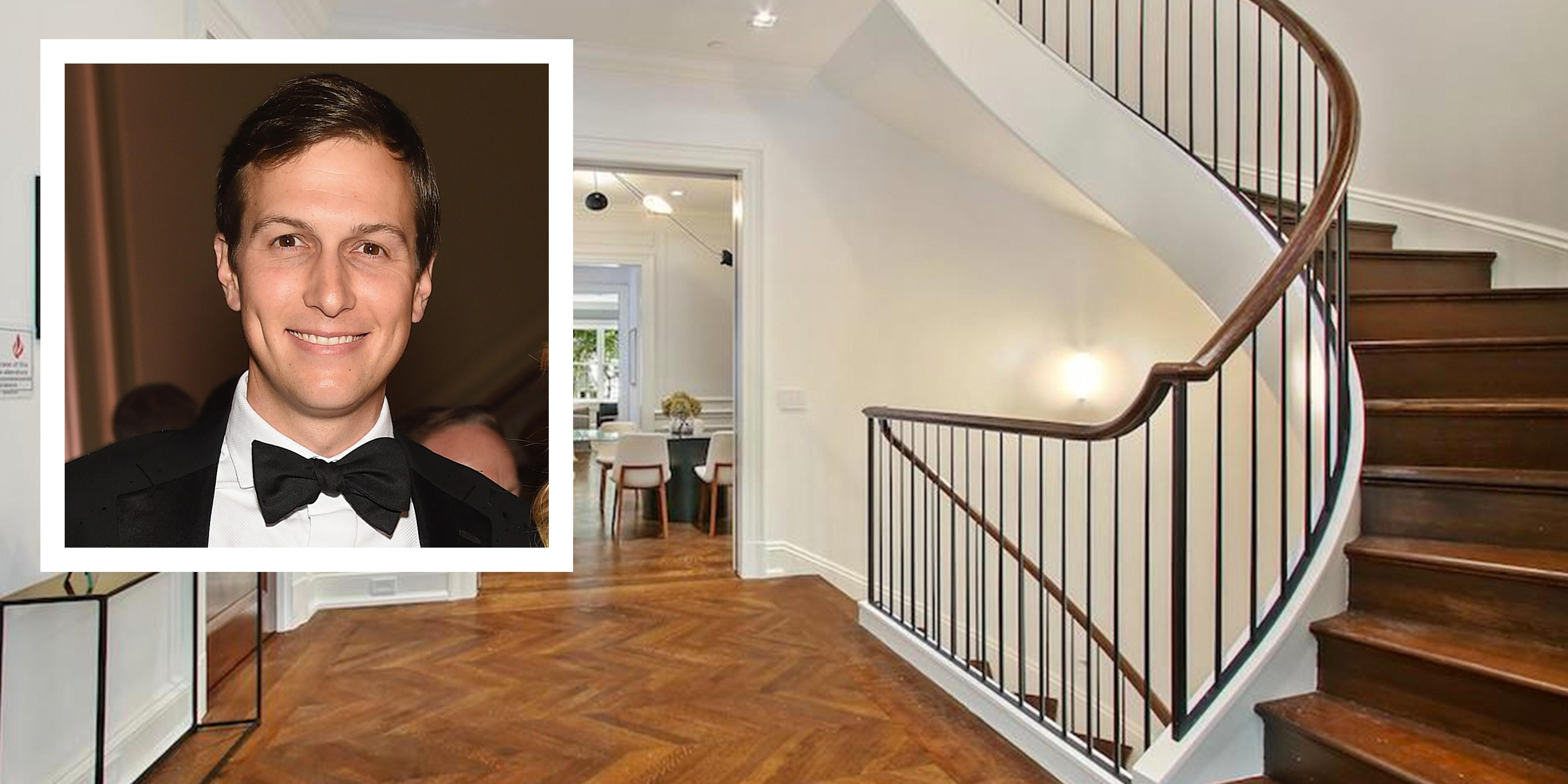 Jared kushner sells brooklyn townhouse for 12 9m for Jared jewelry lexington ky