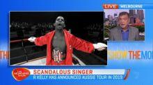 R. Kelly announces Australian tour