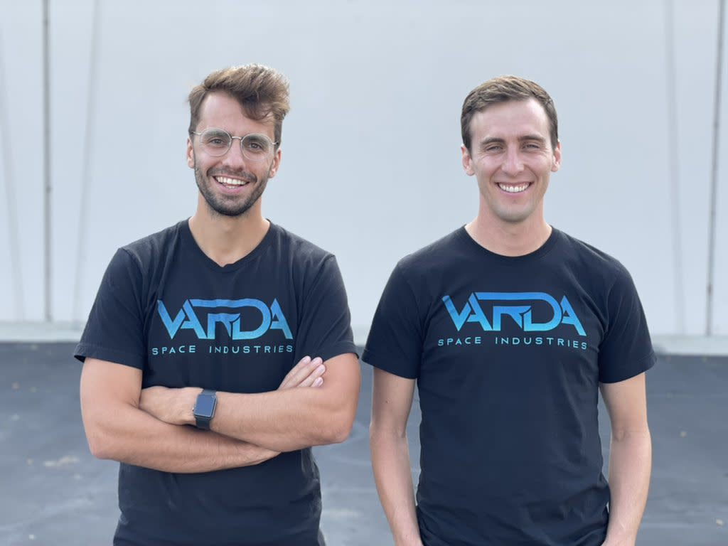 Varda Space Industries closes $42M Series A for off-planet manufacturing