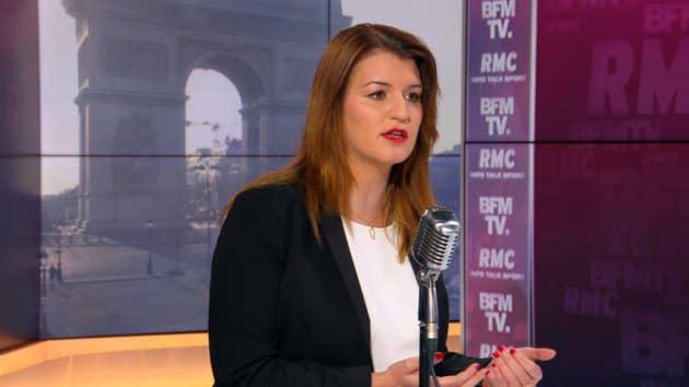 """Covid-19: Schiappa assure être """"vigilante"""" face aux risques de violences après la crise"""