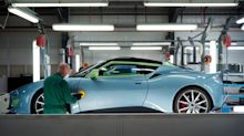Lotus to build electric sports cars in UK with £2.5bn investment