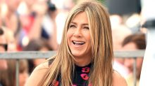 Jennifer Aniston Brings the Laughs While Honoring Her 'Partner in Crime' Jason Bateman