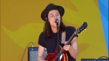 James Bay Sings 'Hold Back the River' on 'GMA'