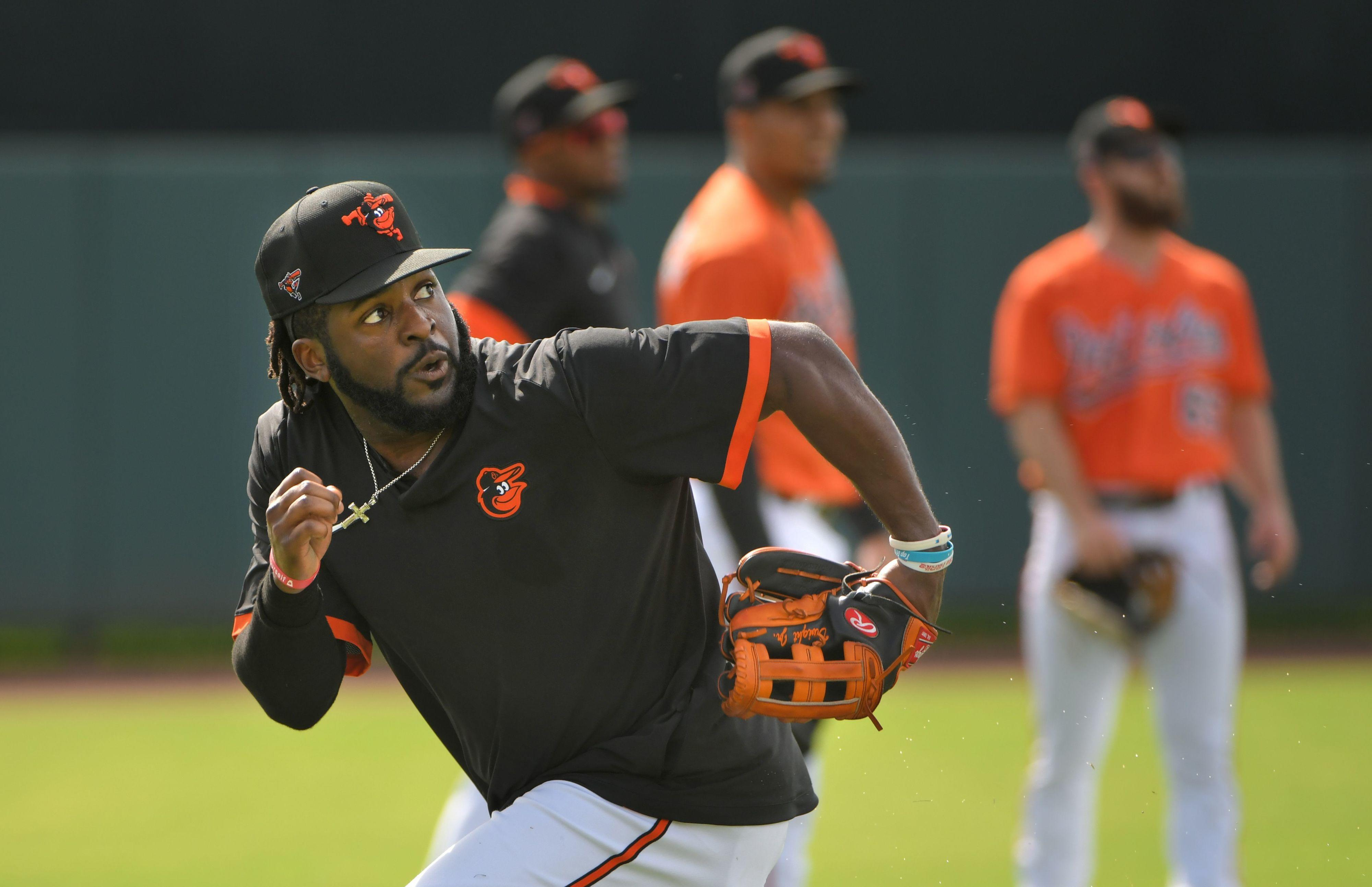 As Orioles' Dwight Smith Jr. returns to workouts, club showing signs of health protocols paying off