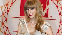 Swift scoops three MTV EMA Awards