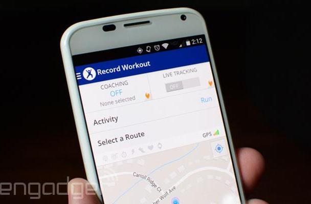 MapMyFitness brings coaching and improved post-workout stats to Android