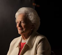 Barbara Bush Laid to Rest at Presidential Library