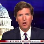 Tucker Carlson Accused Of Echoing White Supremacist Talking Points On Fox News