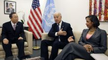 In VP search, Biden has a known quantity in Susan Rice