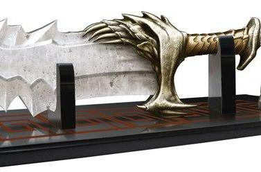 Kratos' Blade of Chaos up for sale, some strings attached