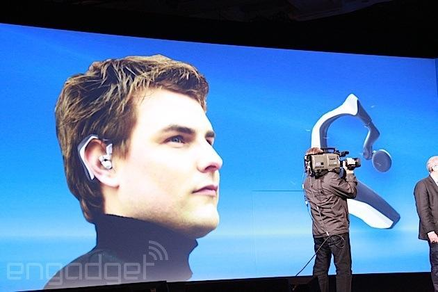 Jarvis is Intel's smart earpiece, and it takes on Google Glass without a display