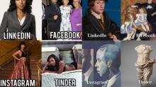 Fresh 'LinkedIn, Facebook, Instagram and Tinder' Meme Has Everyone Signing Up