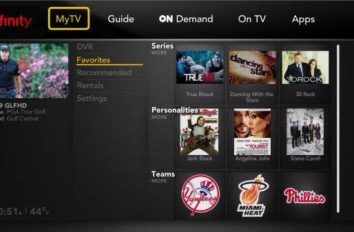 Comcast to show off new Xfinity TV guide with Facebook tie-ins, Intel CPU Thursday (video)