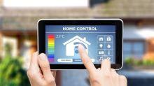 Centros de control de dispositivos para una casa inteligente