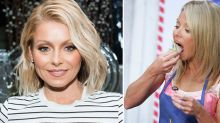 "Kelly Ripa Says She's on an ""All-Carbohydrate Diet"" After Ryan Seacrest Reveals His ""Fluid""-Heavy Routine"