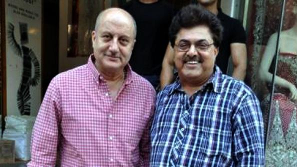Know!! Why Anupam Kher is angry?