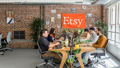 Etsy CEO: We are the voice of the new Main St.