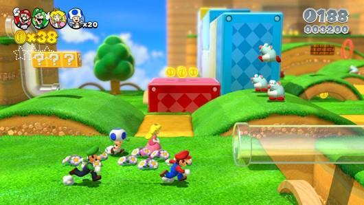 Here is Club Nintendo's favorite Wii U and 3DS games of 2013
