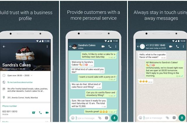 WhatsApp builds a customer service app for businesses