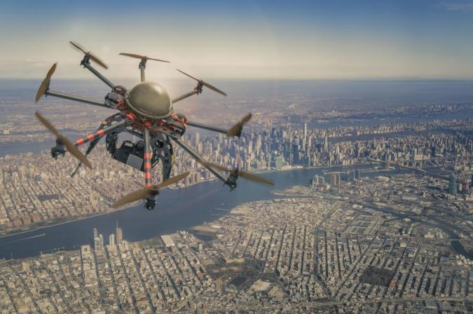 NYC's firefighters will use drones to make their jobs safer
