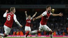 Arsenal wins madcap Premier League opener over Leicester City 4-3