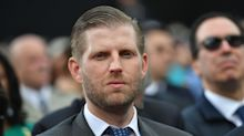 Eric Trump says woman working at cocktail bar spat at him: 'It was purely a disgusting act'