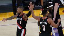 Lillard helps Blazers rally for a 112-106 win over Hawks