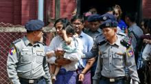 Myanmar policeman who detained Reuters pair 'did not know arrest procedures'